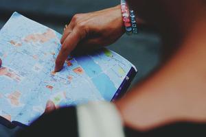 Preguntando direcciones - Asking for directions