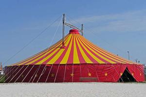 Last week I went to the circus