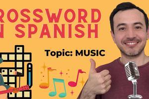 Crossword: MUSIC (Live Streaming)