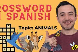 Crossword: ANIMALS (Live Streaming)