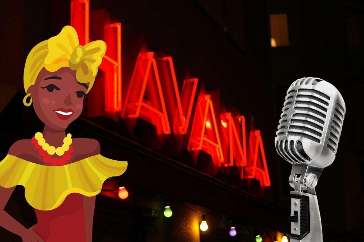 Celia Cruz: The Voice From Havana