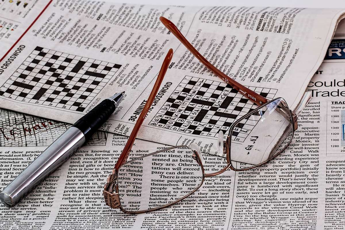 Game: Crosswords (Plants and flowers)