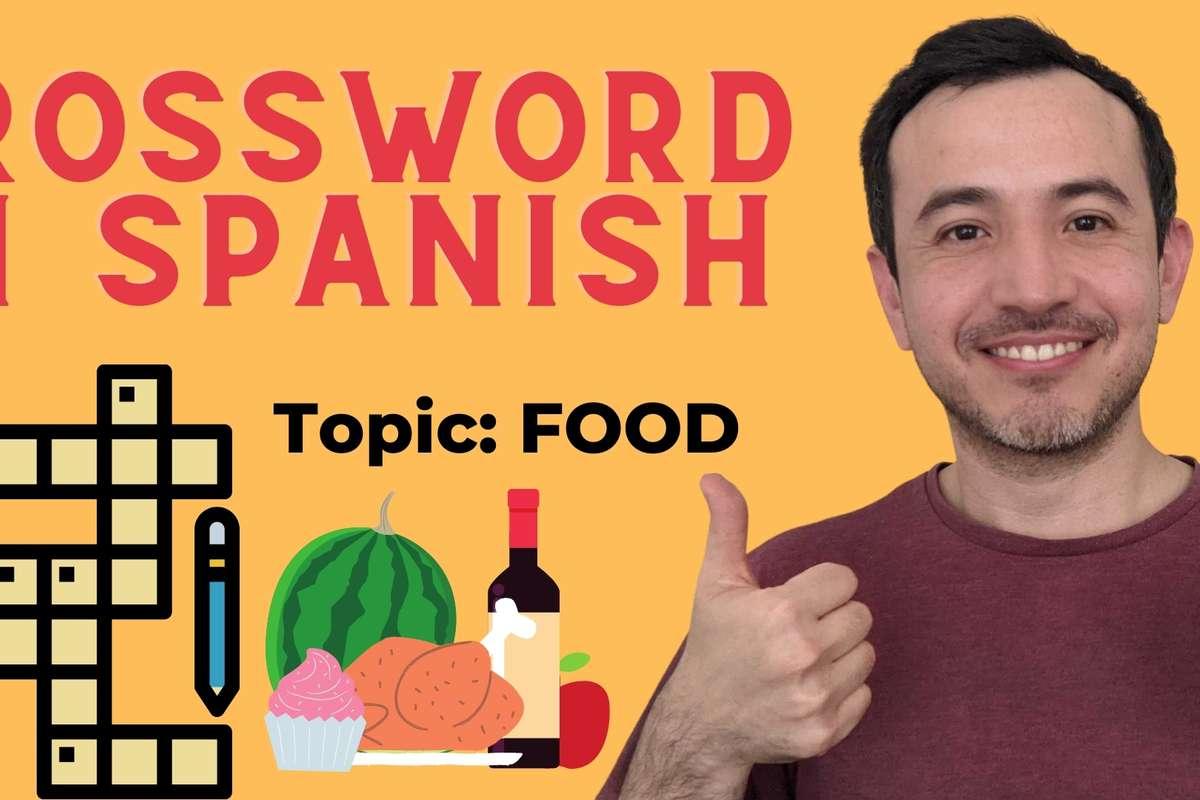 Crossword: Food (Live Streaming)